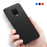 Bakeey pour Xiaomi Redmi Note 9S / Redmi Note 9 Pro/Redmi Note 9 Pro Max Case Silky Smooth Anti-fingerprint Antichoc Hard PC Protective Case Back Cover Non original