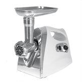 Máquina de picador de alimentos para picadora de carne elétrica 110V 2800W máquina de picador de carne removível