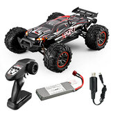 XLF X03A MAX Brushless atualizado RTR 1/10 2.4G 4WD 60km / h RC Car Model Electric Off-Road Vehicles