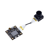 Hawkeye Firefly Split 4K 160 Degree عالي الوضوح Recorder DVR Mini FPV الة تصوير WDR مفرد Board مدمج Mic Low Latency TV Output for RC Drone Airplane