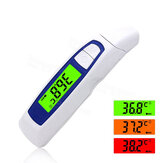 Loskii YI-100 Digital Infrared Non-contact Forehead Ear Infant Baby Thermometer Electronic Body Thermometer for Baby Kids Adults Elders
