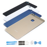 Replacement Glass Battery Back Cover Rear Housing with Tool Kit for Huawei P10 Lite