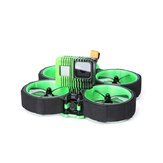 iFlight Green H V2 6S 145MM 3 Cal CineWhoop PNP BNF FPV Racing RC Drone SucceX-E mini F4 FC 35A BLHeli_S 4 w 1 ESC