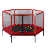 Enfant sautant Trampoline Safety Indoor Playground Game Exercise