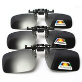 BIKIGHT Polarized Clip on Sunglasses Glasses Lens High Quality Unisex UV400 Sun Glasses Clear Driving Goggles Outdoor Cycling