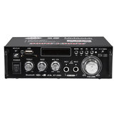BT-298A 12V 220V HIFI Amplificatore audio stereo Bluetooth FM Radio 2CH 600W