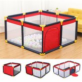 Children's Play Fence Baby Safety Fence Foldable Fence Children's Indoor Fence Toys