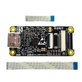 HDMI Adapter Board HDMI to CSI-2 TC358743XBG for Raspberry Pi 3B 3B+ Zero