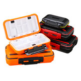 Waterproof Fishing Lure Storage Case Double Side Sea Boat Distance Carp Fly Tackle Box