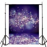 Tło 5x7ft Purple Fantasy Halo Studio Vinyl Fotografia Backdrops