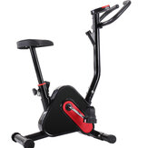 LCD Adjustable Exercise Bike Cardio Trainer Bicycle Fitness Home Sport Gym Cycling Max Load 120kg