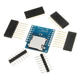 3Pz WeMos® Scudi per Scheda Micro SD per WeMos D1 Mini TF WiFi ESP8266 Compatibile SD Moduli Wireless