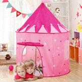 Love Stars Modello Bambini Bambini Gioco interattivo Gioco Tenda Giardino Coperta Yurt Castello Playhouse Giocattolo regalo