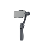 Grey Emax Marsoar Glide 3-Axis Handheld Gimbal Stabilizer for Mobile Phones Smartphone