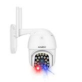 INQMEGA 1080P Умный Wi-Fi H.264 IP-камера 2MP PTZ IP66 Водонепроницаемая наружная инфракрасная ночная версия Полноцветная IP-камера видеонаблюдения Видеона