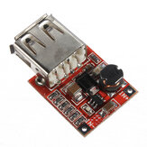 3V To 5V 1A USB Charger DC-DC Converter Step Up Boost Module For Phone MP3 MP4 Geekcreit for Arduino - products that work with official Arduino boards