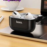Hoco WB21 Soft Siliconen schokbestendige oortelefoon opbergtas voor Airpods Pro voor Airpods 3