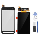 LCD Touch Screen Digitizer Assembly + Repair Strumenti per Samsung Galaxy Xcover 3 SM-G388F