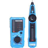 BSIDE FWT11 RJ11 RJ45 Wire المقتفي Tracer Telephone إيثرنت LAN Network Cable Continuity Tester Detector