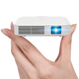 Coolux Q7 Mini Projector Quad Core Android OS 130 ANSI Lumens 1080p HD WIFI bluetooth Projector