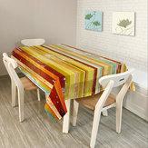 Trangtrínộithấtnôngthôn Đông Nam Á Colorful Lưới Retro Mẫu bàn Khăn ăn Khăn trải bàn