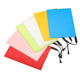 12V A5 EL Panel Electroluminescent Cuttable Light Met Inverter Paper Neon Sheet