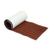 2400x450x5mm Marine Boat Flooring EVA Foam Yacht Teak Decking Sheet Carpet Floor