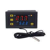 Temperature Controller Digital Display Thermostat Module Temperature Control Switch Micro Temperature Control Board