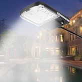 Solar Power 1000LM 15 LED Street Light Flood Lamp Spotlight til udendørs have