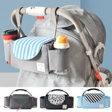 Stroller Organizer Hanging Mummy Carring Bag Bottle Holder