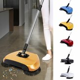 Automatic Home Househeld Hand Push Sweeper Magic Spinning Broom Household Cleaning Machine