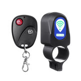 10M Wireless Alarm Lock Bicycle Motorcycle Security System Remote Control Anti-Thef