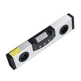 LCDディスプレイデジタルレーザーレベルルーラークロスライン磁気分度器傾斜計電子角度レベル
