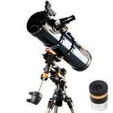 CELESTRON 130EQ 40X325 Newtonian Reflector Astronomical Telescope From Xiaomi Youpin Professional High-Power Space Monocular With Folding Tripod