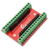 10pcs NANO IO Shield Expansion Board Geekcreit for Arduino - products that work with official Arduino boards
