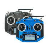 FrSky Taranis Q X7S ACESSO 2.4GHz 24CH Mode2 Transmitter M7 Gimbals sensor de Hall e PARA Função de instrutor sem fio para RC Drone