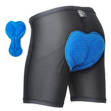 OUTTO Outdoor Men's Quick Dry Breathable Shock Absorption Sport Riding Bike Shorts with Padded Seat Cushion