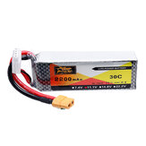 ZOP Power 11.1V 2200mAh 30C 3S Lipo Battery XT60 stik