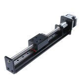 HANPOSE HPV5 100-600mm المشغل الخطي SFU1204 Ballscrew خطar Module MGN12 خطar Guide with NEMA 23 23HS4128 57