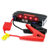 82000mAh 4 USB Multi-function Auto Jump Starter LED Emergency Battery Power Bank