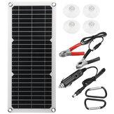 12W panel słoneczny wyjście USB ładowarki hone ogniwa słoneczne przenośne zewnętrzne zasilanie awaryjne na kemping