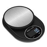 MinleafML-КС1Многофункциональнаямини-кухняШкала5 кг / 0,1 г Kichen Baking Шкала Портативная электронная Шкала измерительная Инструмент