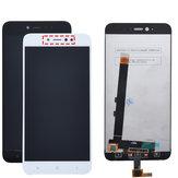 Wyświetlacz LCD + wymiana ekranu dotykowego Digitizer z narzędziami do Xiaomi Redmi Uwaga 5a Prime