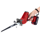 88VF 3000RPM Rechargeable Electric Saw Branches Metal Wood Sawing Cutting Tool