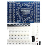 5Pcs DIY SMD Rotating LED SMD Components Soldering Practice Board Skill Training Kit