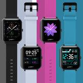 [Bluetooth-oproep] Zeblaze GTS 1,54 inch touchscreen 7x24 uur hartslagmeter 60+ wijzerplaten Weerweergave Muziekbediening Aangepaste wijzerplaat Smart Watch
