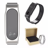 Replacement Stainless Steel Frame Bracelet Wristband For Xiaomi Miband 2   Non-original
