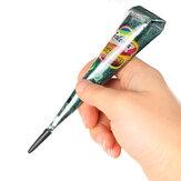 12PCS Henna Tattoo Paste Cones Temporary Waterproof Body Hand Art Paint Ink Tattoo Accessories