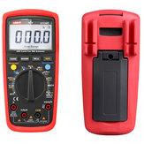 UNI-T ut139c электрический цифровой ЖК True RMS мультиметра портативный тестер multimetro амперметр