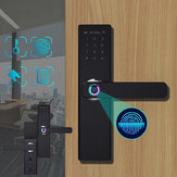 Sicurezza Smart Door elettronica serratura Touch Password Impronta digitale della carta della tastiera